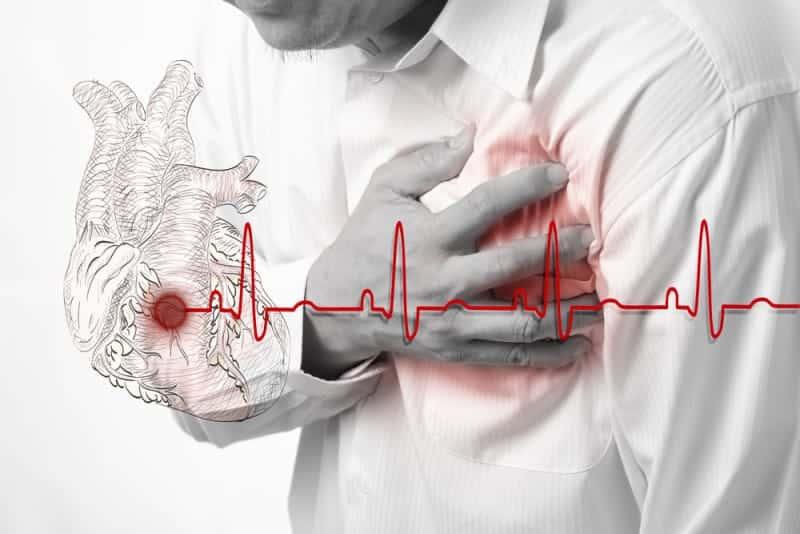 Tim bị suy có thể ảnh hưởng đến sức khỏe của gan