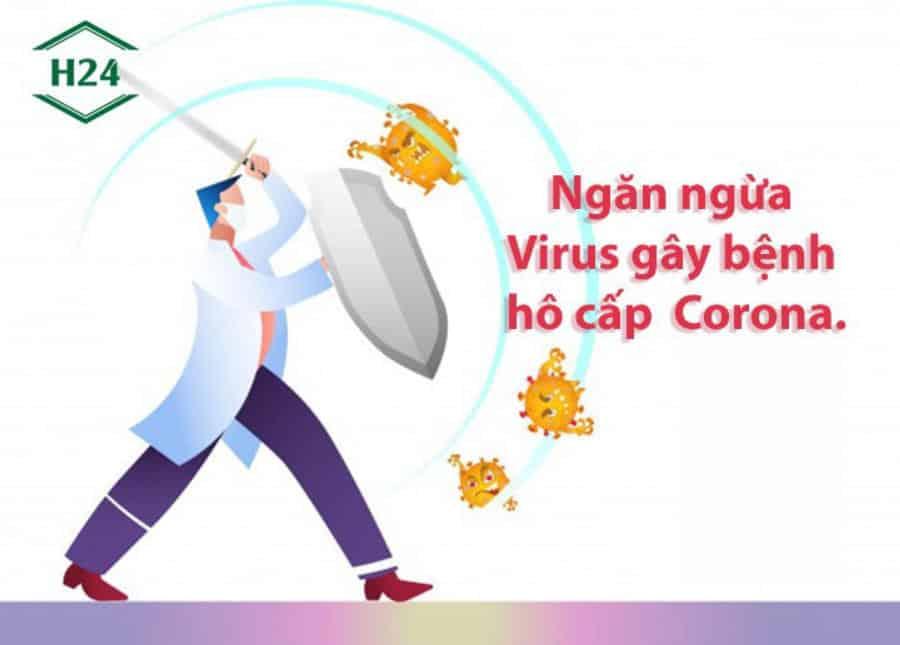 Tinh dầu tràm gió ngắn ngừa virus