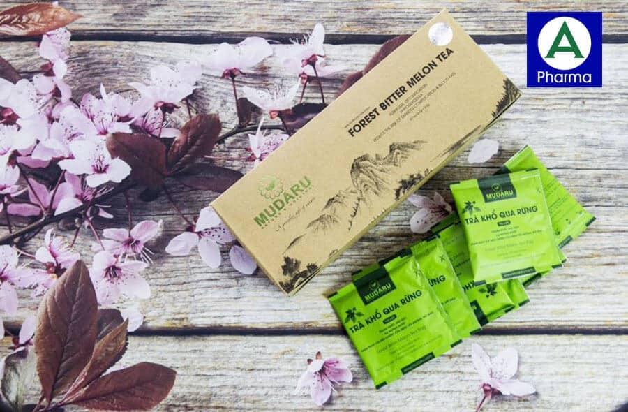 Trà khổ qua rừng Mudaru là sản phẩm tốt cho sức khỏe