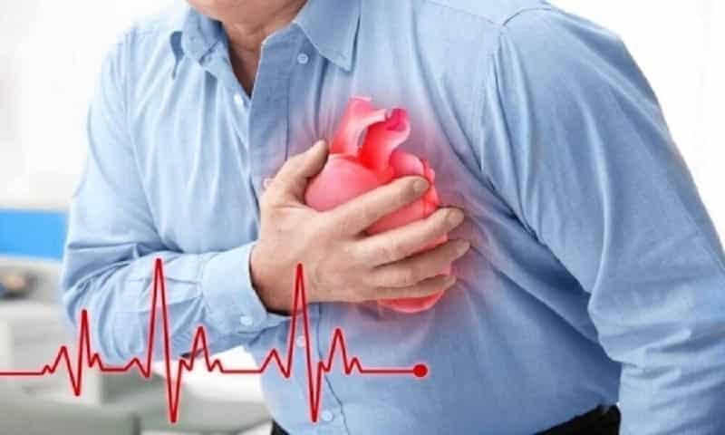 Khó thở, đau ngực là triệu chứng điển hình của bệnh suy tim