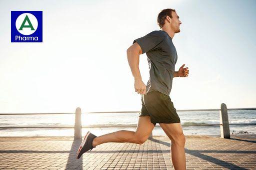 Chạy bộ là một phương pháp thể dục rất tốt giúp nâng cao sức đề kháng của bạn