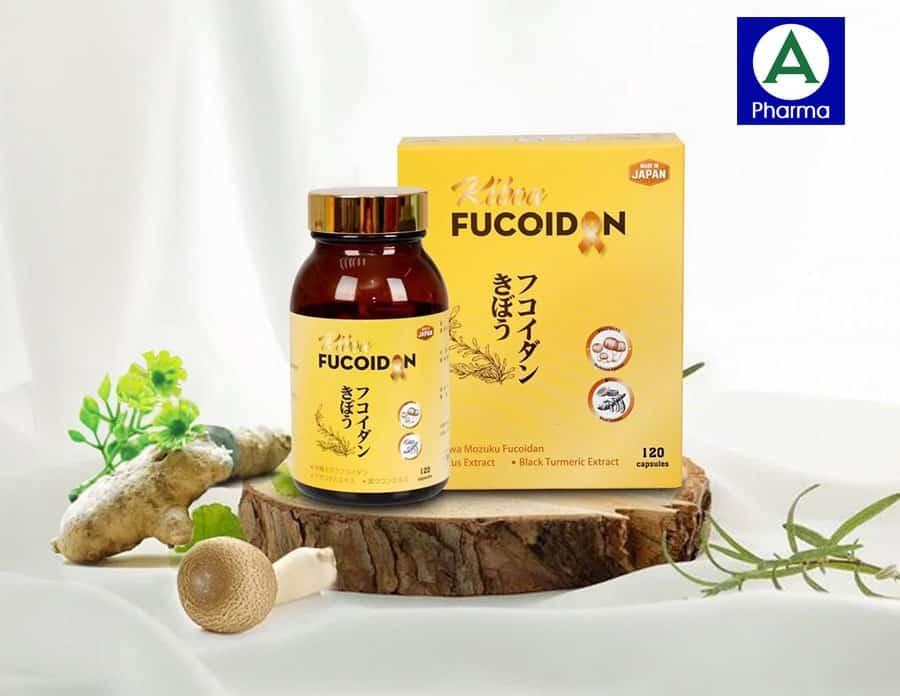Viên uống Kibou Fucoidan được nghiên cứu bởi các nhà khoa học Nhật Bản