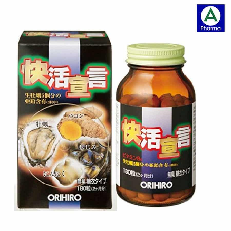 Apharma bán viên uống hàu Nhật chính hãng 100%