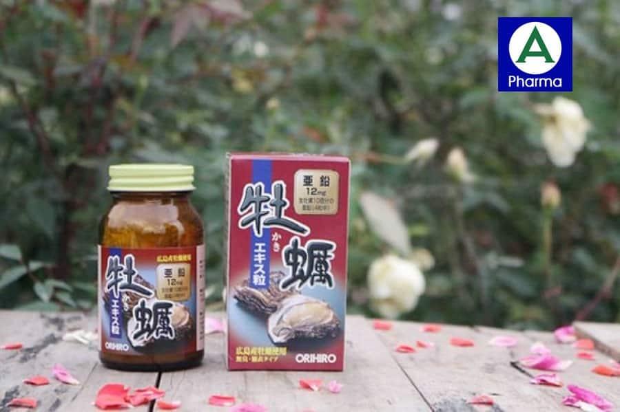 Viên uống hầu tươi tăng cường sinh lý Nhật Bản
