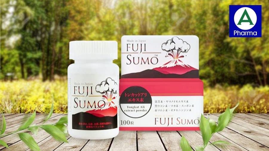 Viên uống tăng cường sinh lực Fuji Sumo Nhật Bản