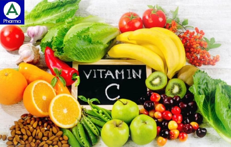Linh chi OPC được dùng cùng Vitamin C giúp hấp thu thuốc tốt hơn