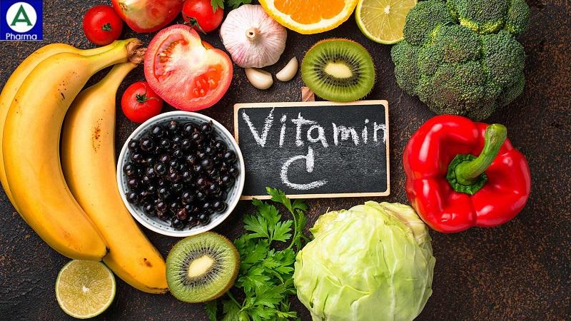 Thực phẩm chưa vitamin c giúp thuốc Decolgen ND phát huy tác dụng tốt hơn